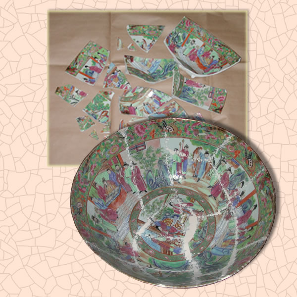 riparazione ceramica