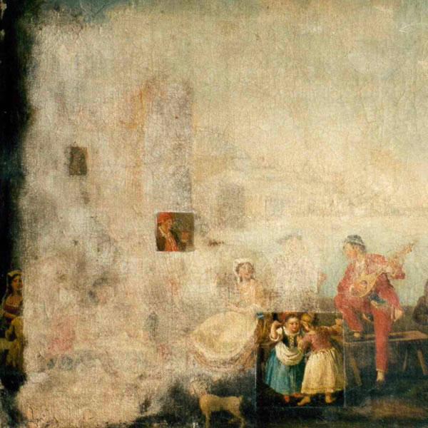 restauro quadri